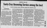 Santa Cruz Answering Service among the best