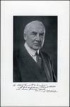 Warren G. Harding photograph