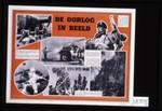 De oorlog in beeld. ... Personeel van den gronddienst der R.A.F. laadt bommen