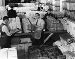 Warehouse storeroom