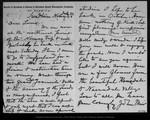Letter from John Muir to Louie [Strentzel Muir], 1893 Jul 29