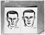 Murder suspects (Kenneth Savoy murder in bar), 1958