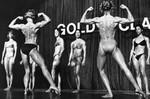 Women's bodybuilding contest
