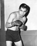 Vince Delgado, boxer