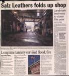 Salz Leathers folds up shop