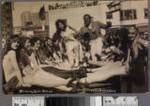 Bathing girl revue, Long Beach, Calif