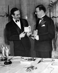 Walt Disney and Jack Chertok win Academy Award