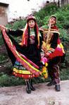 Turkuy dancers