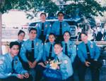 LAPD Explororer Program graduation