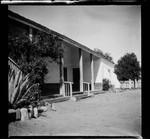 Rancho Camulos, south veranda