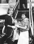 Dairy Queen, Shirley Ann Johnson with Dorothy Koch