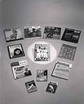 Display of magazines