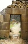 Inca fortress