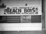 Beach Boys sign
