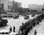 California State Guard, Armistice Day parade