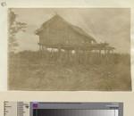 House on stilts, Tanzania, ca.1888-1929