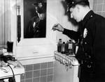 Policeman investigating in Titus case