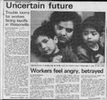 Uncertain future