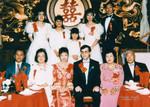 Wedding banquet at New Moon Restaurant