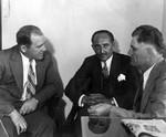 Marino Bello with detectives