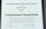 L'Academie Internationale de I'Organisation Scientifique membership