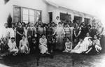 Women's club, group photo