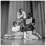 Black performing arts students