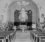 Christ Church, altar and pews