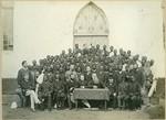 Synod du district Tchi, à Akropong, janv. 1894, Synod of the Tchi district in Akropong, January 1894.