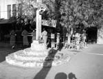 The cross at Olvera Street