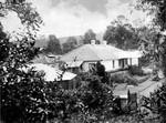 Feriehuset Spring Cottage for missionærerne når de er på ferie i Kotagiri, Nilgiri hills, Holiday house for the missionaries when on holiday in the Nilgiri hills