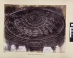 Ceiling of Jain Temple, Chittaurgarh, India, ca.1890