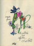 Politi Inscription - Song3, Song of the swallows