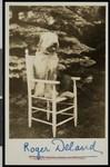 Margaret Wade Campbell Deland, picture postcard, to Hamlin Garland
