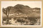 June 1936. The Golden Queen Mine, Gold Hill, Mojave, Calif. Frashers Fotos, Pomona, Calif