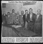 Capitola's new city council begins duties
