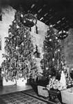 Barker Bros. festive Christmas lobby