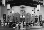 Wedding ceremony, Boyle Heights