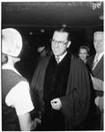 New pastors (Wilshire Christian Church), 1953