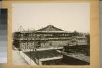 Steel frame Auditorium. Hayes Street Auditorium. 1814