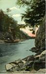Postcard, Entrance to the Rift - Lake of Isles