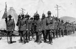 Men of the 160th Infantry