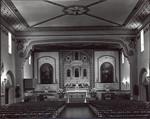 Main Altar and Pews