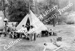 Pidgeon's camp at Fish Camp