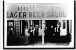 Roberts Lager Beer Saloon
