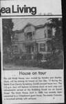 House on tour