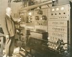 Transmission control panel