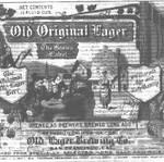 Old Lager Label