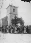 Kwantien Church, Kwantien Kirke