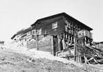 Hillside dwelling